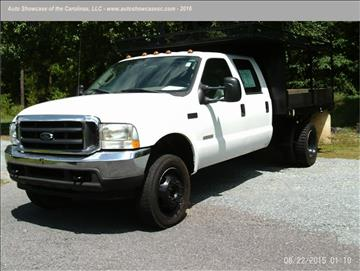 2004 Ford F-450 Super Duty for sale in Indian Land, SC