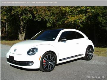 2013 Volkswagen Beetle for sale in Indian Land, SC