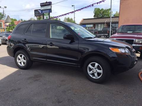 2007 Hyundai Santa Fe for sale in Denver, CO
