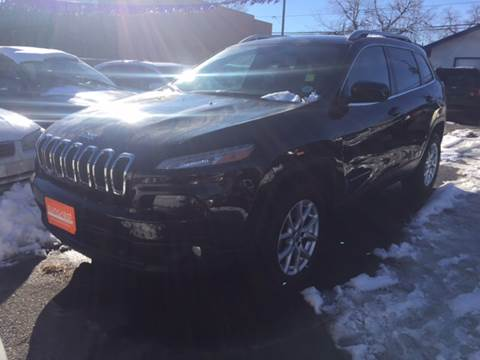 2014 Jeep Cherokee for sale in Denver, CO