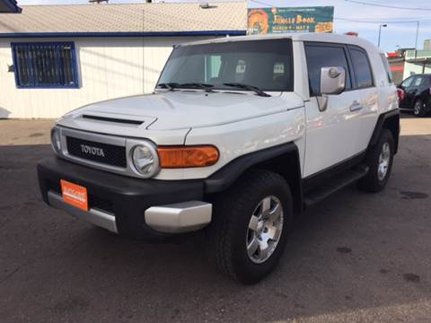 2010 Toyota FJ Cruiser for sale in Denver, CO