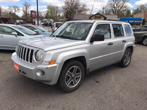 2008 Jeep Patriot for sale in Denver, CO