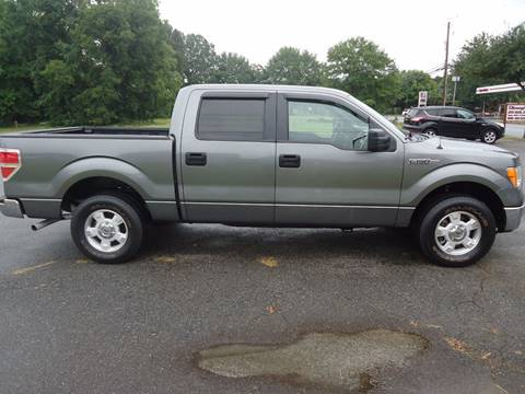 2011 Ford F-150 for sale in Forest City, NC