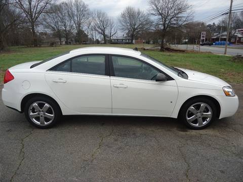 2008 Pontiac G6 for sale in Forest City, NC