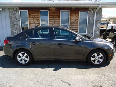 2016 Chevrolet Cruze Limited 1LT Auto for sale at Toneys Auto Sales in Forest City NC