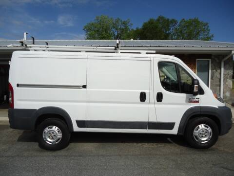2015 RAM ProMaster Cargo 1500 136 WB for sale at Toneys Auto Sales in Forest City NC