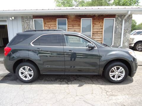 2013 Chevrolet Equinox LT for sale at Toneys Auto Sales in Forest City NC