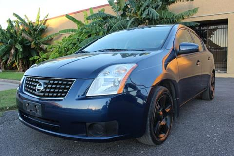 2007 Nissan Sentra for sale in Houston, TX