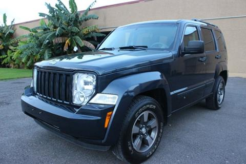 2008 Jeep Liberty for sale in Houston, TX