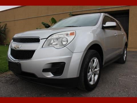 2011 Chevrolet Equinox for sale in Houston, TX