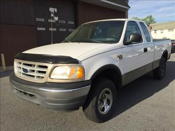1999 Ford F-150 for sale at Majestic Auto Trade in Easton PA