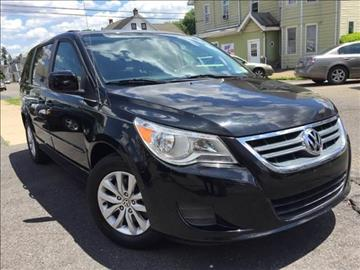 2012 Volkswagen Routan for sale at Majestic Auto Trade in Easton PA