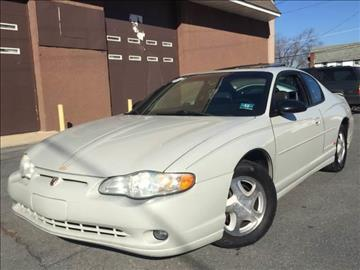 2003 Chevrolet Monte Carlo for sale at Majestic Auto Trade in Easton PA