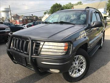2002 Jeep Grand Cherokee for sale at Majestic Auto Trade in Easton PA