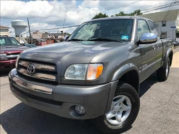 2003 Toyota Tundra for sale at Majestic Auto Trade in Easton PA