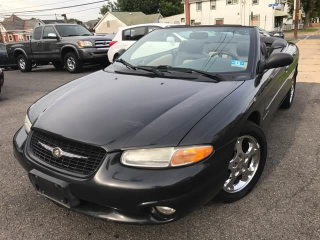 1999 Chrysler Sebring for sale at Majestic Auto Trade in Easton PA