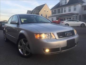 2004 Audi A4 for sale at Majestic Auto Trade in Easton PA