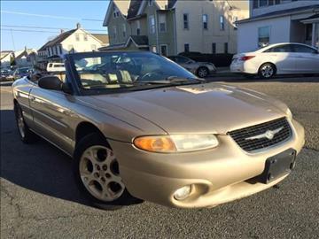 2000 Chrysler Sebring for sale in Easton, PA