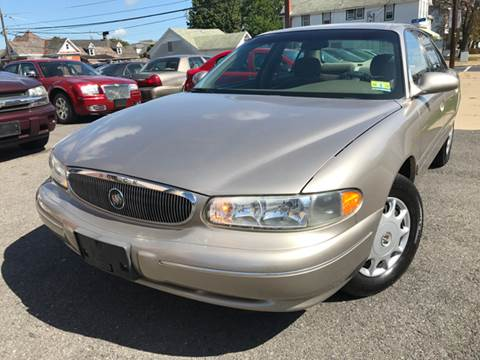 1998 Buick Century for sale at Majestic Auto Trade in Easton PA