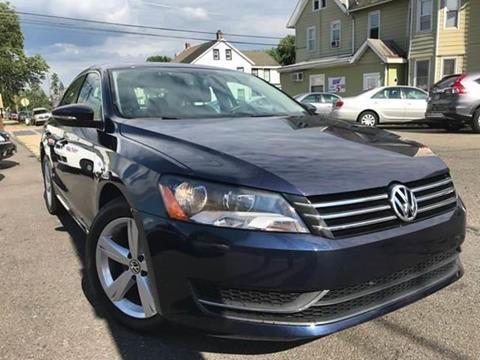 2012 Volkswagen Passat for sale in Easton, PA