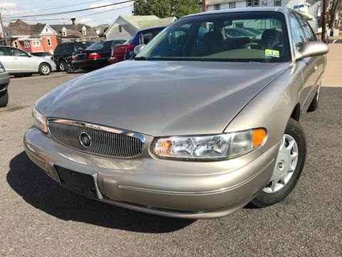 2001 Buick Century for sale at Majestic Auto Trade in Easton PA