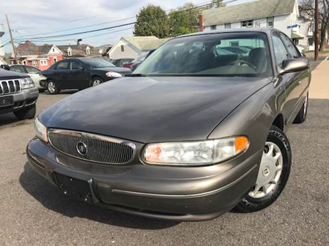 2002 Buick Century for sale at Majestic Auto Trade in Easton PA