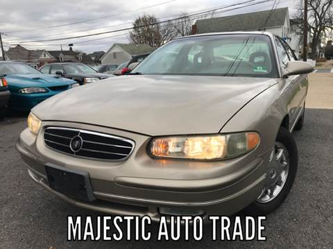 2000 Buick Regal for sale at Majestic Auto Trade in Easton PA