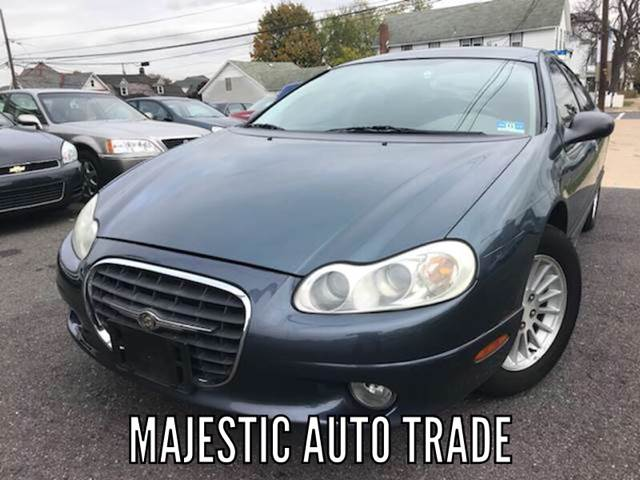 2003 Chrysler Concorde for sale at Majestic Auto Trade in Easton PA