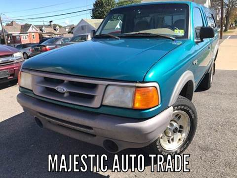 1997 Ford Ranger for sale at Majestic Auto Trade in Easton PA