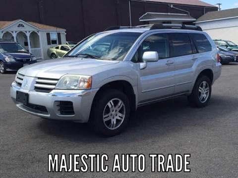 2004 Mitsubishi Endeavor for sale at Majestic Auto Trade in Easton PA