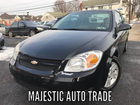 2005 Chevrolet Cobalt for sale at Majestic Auto Trade in Easton PA