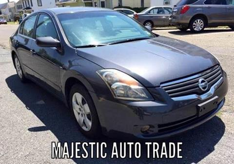 2007 Nissan Altima for sale at Majestic Auto Trade in Easton PA