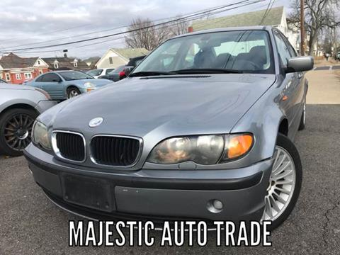 2003 BMW 3 Series for sale at Majestic Auto Trade in Easton PA