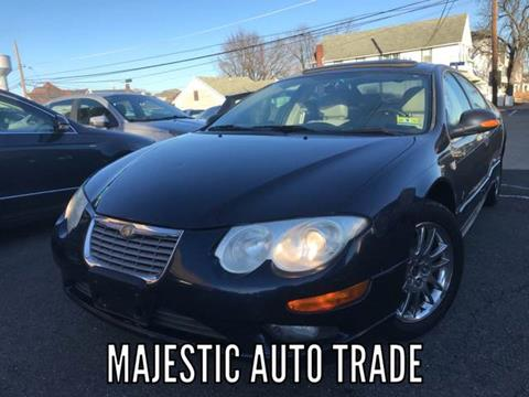 2003 Chrysler 300M for sale at Majestic Auto Trade in Easton PA