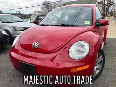2006 Volkswagen New Beetle for sale at Majestic Auto Trade in Easton PA