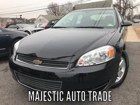 2007 Chevrolet Impala for sale at Majestic Auto Trade in Easton PA