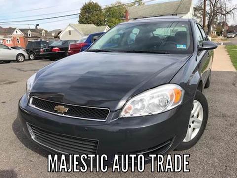 2008 Chevrolet Impala for sale at Majestic Auto Trade in Easton PA