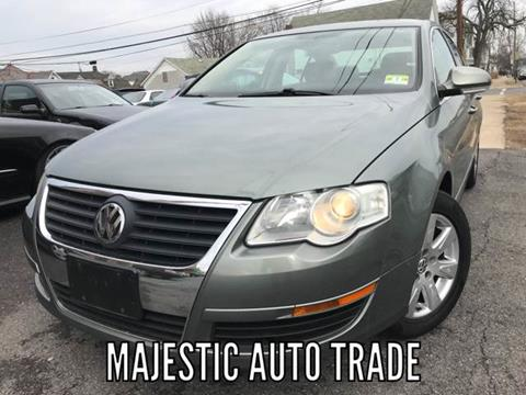 2006 Volkswagen Passat for sale at Majestic Auto Trade in Easton PA