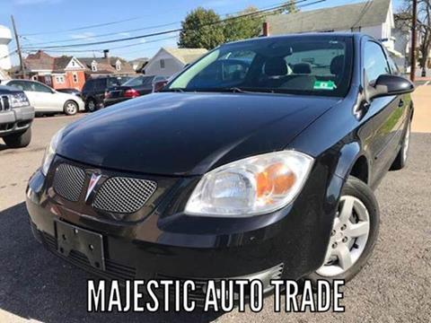 2009 Pontiac G5 for sale at Majestic Auto Trade in Easton PA