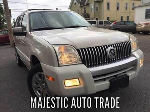 2008 Mercury Mountaineer for sale at Majestic Auto Trade in Easton PA