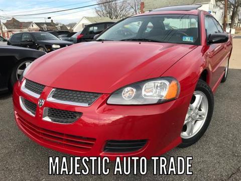 2004 Dodge Stratus for sale at Majestic Auto Trade in Easton PA