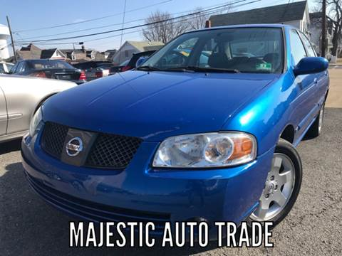 2006 Nissan Sentra for sale at Majestic Auto Trade in Easton PA