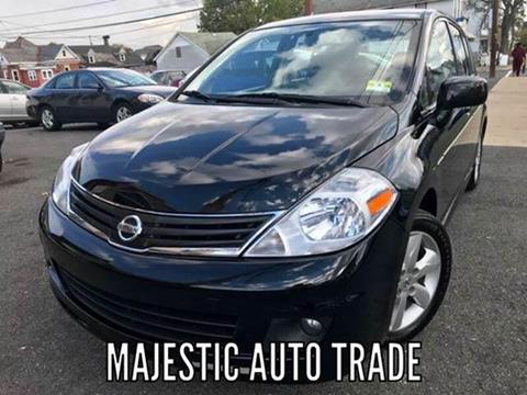 2010 Nissan Versa for sale at Majestic Auto Trade in Easton PA