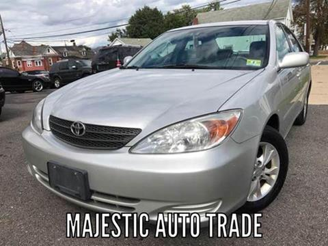 2004 Toyota Camry for sale at Majestic Auto Trade in Easton PA