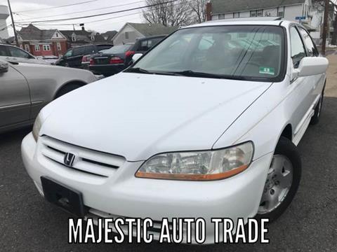 2001 Honda Accord for sale at Majestic Auto Trade in Easton PA