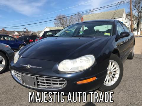 2000 Chrysler Concorde for sale at Majestic Auto Trade in Easton PA