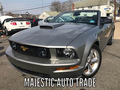 2008 Ford Mustang for sale at Majestic Auto Trade in Easton PA