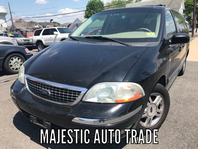 2002 Ford Windstar for sale at Majestic Auto Trade in Easton PA