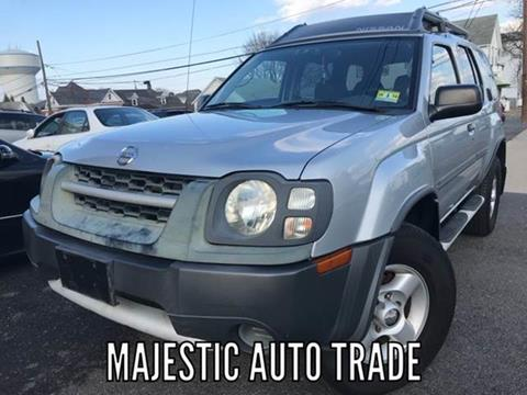2002 Nissan Xterra for sale at Majestic Auto Trade in Easton PA