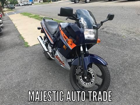 2005 Kawasaki Ninja 250R for sale at Majestic Auto Trade in Easton PA